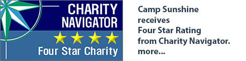 Awarded 4 Star Rating by Charity Navigator